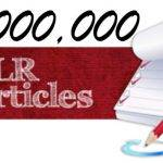 1,000,000+ PLR Articles Collection