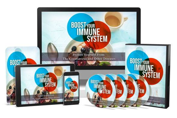Boost Your Immune System - PlrHero.com