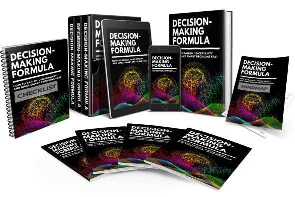 Decision-Making Formula - PlrHero.com