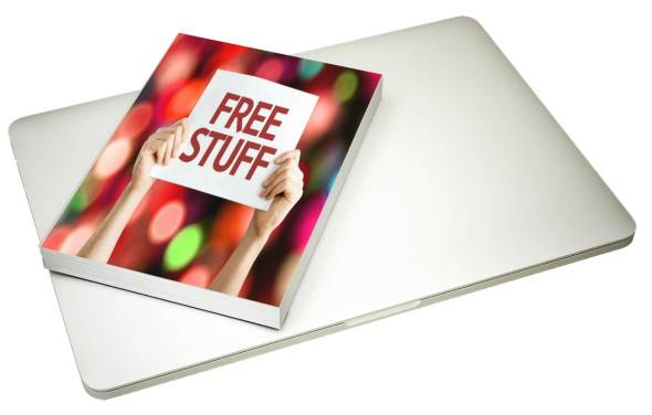 Giving Away Free PLR On Scribd and Issuu
