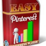 Easy Pinterest WordPress Plugin