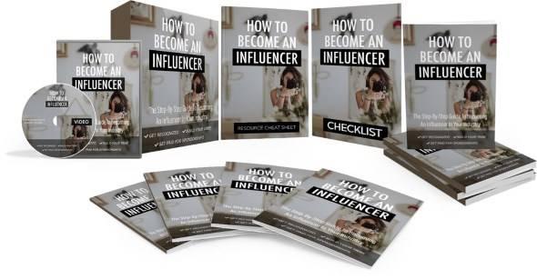 How To Become An Influencer Video Upgrade - PlrHero.com