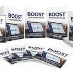Boost Your Online Sales Video Upgrade