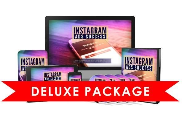 Instagram Ads Success Deluxe Package - PlrHero.com