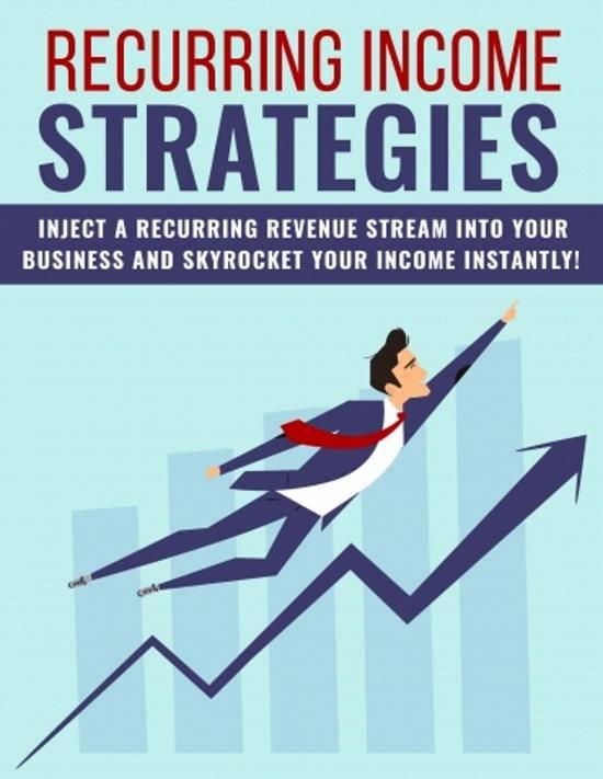 Recurring Income Strategies - PlrHero.com