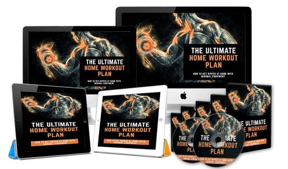 The Ultimate Home Workout Plan Gold Upgrade - PlrHero.com