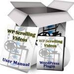 WordPress Scrolling Videos Plugin