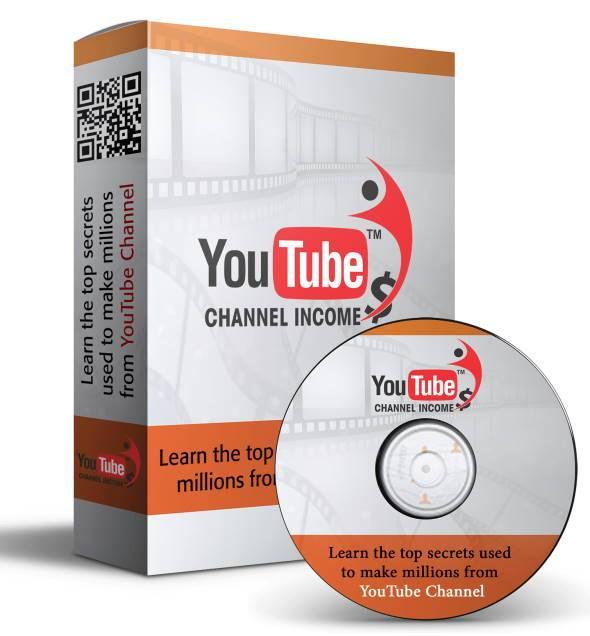 YouTube Channel Income Accelerator - PlrHero.com