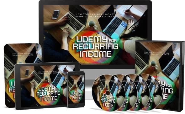 Udemy For Recurring Income - PlrHero.com
