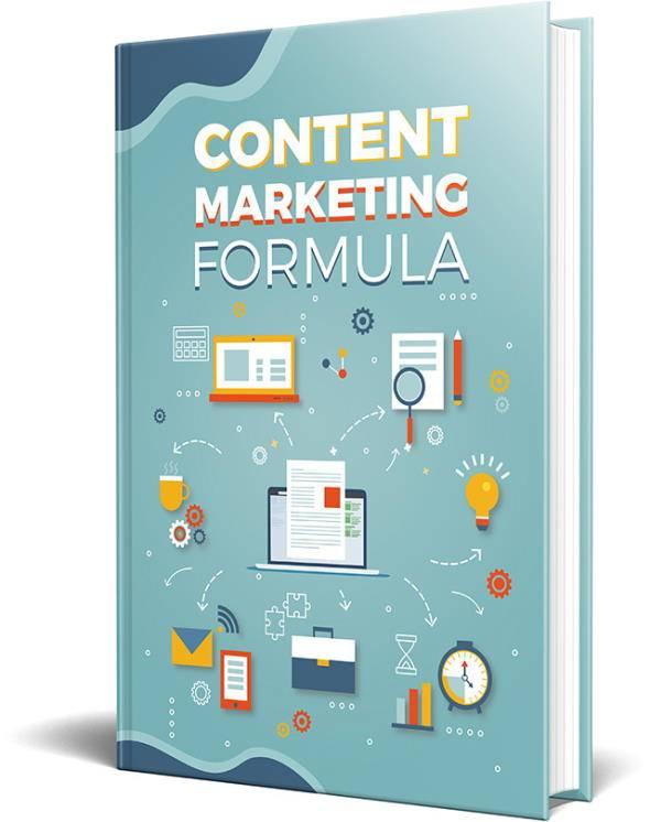 Content Marketing Formula PLR