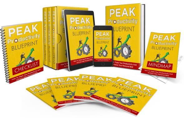Peak Productivity Blueprint - PlrHero.com