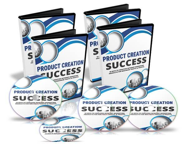 Product Creation Success PLR