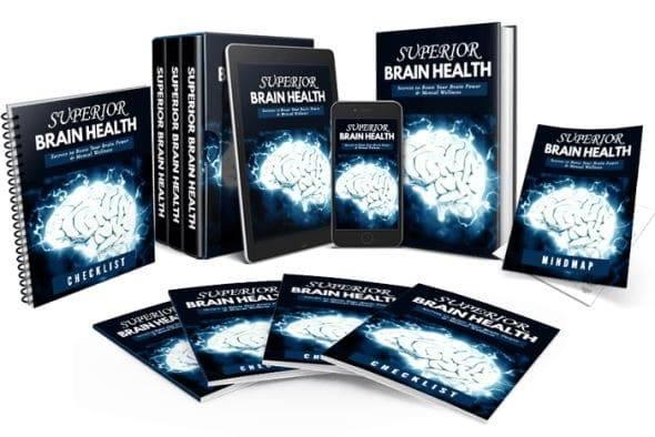 Superior Brain Health - PlrHero.com