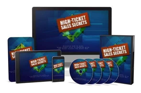 High Ticket Sales Secrets PLR