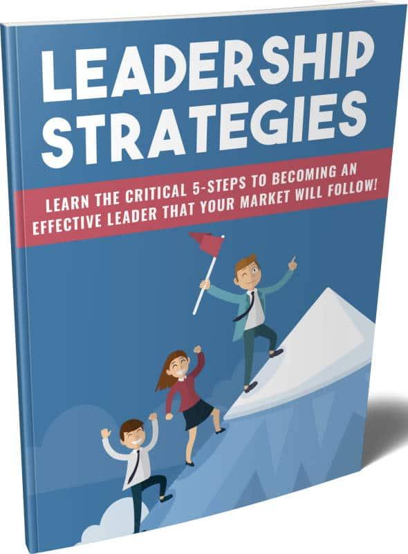 Leadership Strategies - PlrHero.com