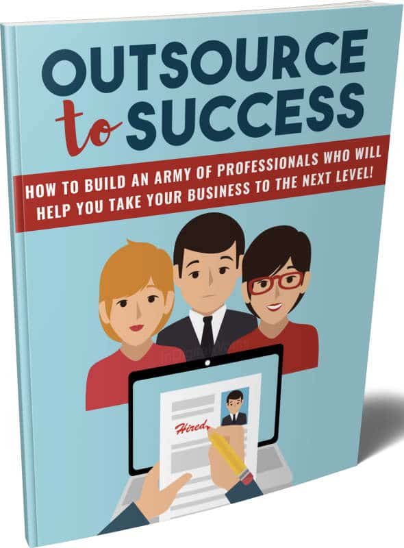 Outsource To Success PLR