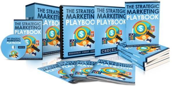 The Strategic Marketing Playbook PLR